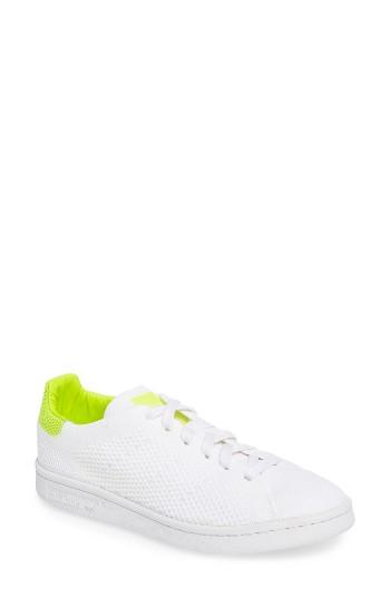 Women's Adidas Stan Smith - Primeknit Sneaker