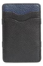 Men's The Rail Jamie Magic Wallet - Black