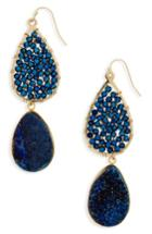 Women's Panacea Crystal Drop Earrings