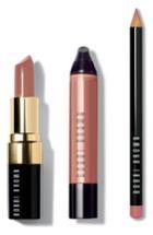 Bobbi Brown Bobbi On Trend Nude Lips Collection - Nude