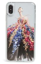 Casetify Blooming Gown Grip Iphone X/xs/xs Max & Xr Case - Pink