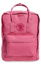 Fjallraven Re-kanken Water Resistant Backpack - Pink