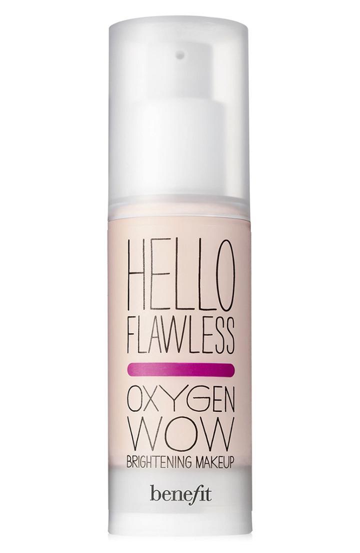 Benefit Hello Flawless! Oxygen Wow Liquid Foundation - Ivory
