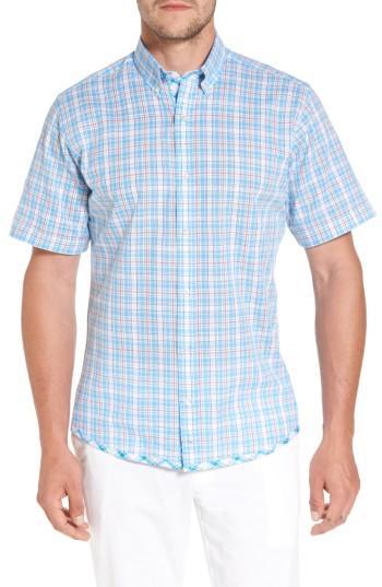 Men's Tailorbyrd Nectarine Sport Shirt