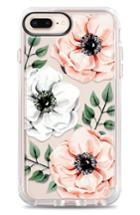Casetify Watercolor Grip Iphone 7/8 & 7/8 Case - Pink