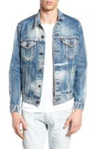 Men's Levi's Denim Trucker Jacket - Blue