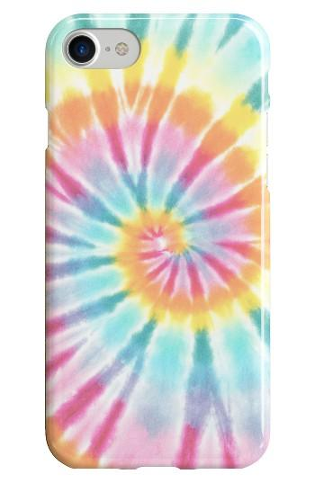 Recover Tie Dye Iphone 6/7 Case - Pink