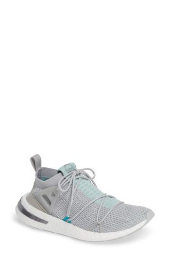 Women's Adidas Arkyn Primeknit Sneaker .5 M - Grey