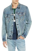 Men's Levi's The Trucker Denim Jacket - Blue