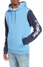Men's Fila Jamison Hoodie - Blue