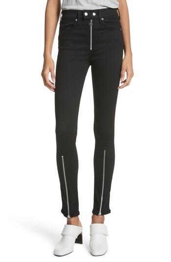 Women's Rag & Bone/jean Isabel High Waist Skinny Jeans