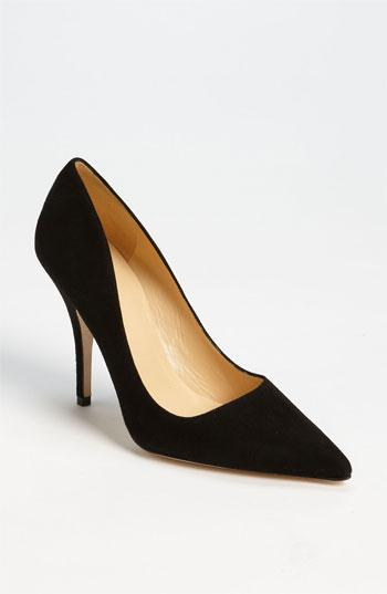 Women's Kate Spade New York 'licorice Too' Pump M - Black