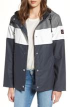 Women's Halifax Hooded Raincoat