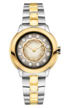 Women's Fendi Ishine Semiprecious Stone Bracelet Watch, 38mm
