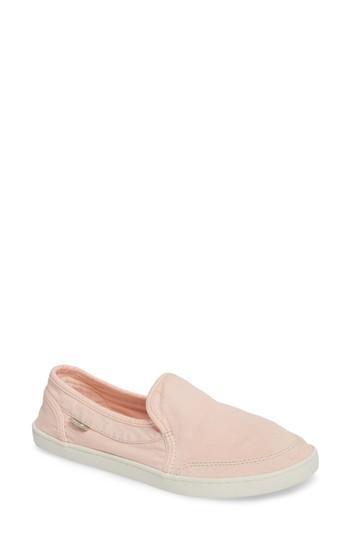 Women's Sanuk 'pair O Dice' Slip On .5 M - Pink