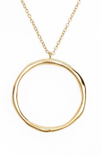 Women's Gorjana Quinn Hoop Necklace