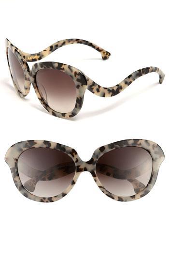 Lemete Eyewear 'Vedrina' Sunglasses Dalmatian One Size