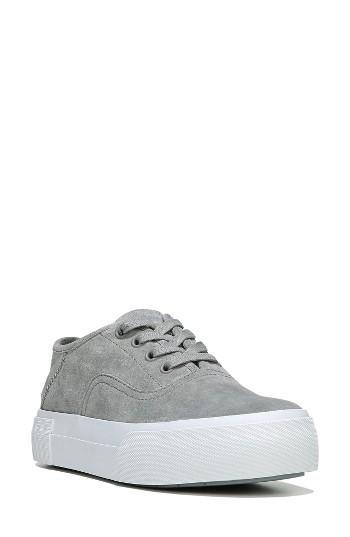 Women's Vince Copley Platform Sneaker M - Grey