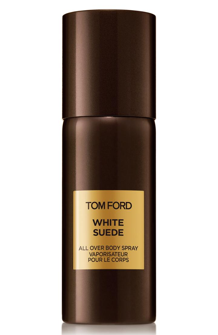 Tom Ford Private Blend White Suede All Over Body Spray