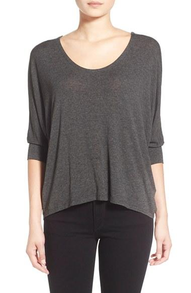 Women's Splendid Dolman Sleeve Top