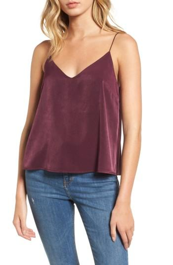 Women's Lush Camisole - Red