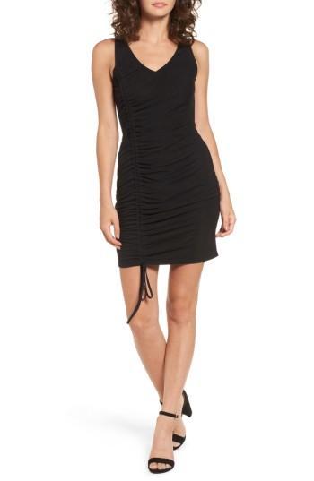 Women's Lush Ruched Dress