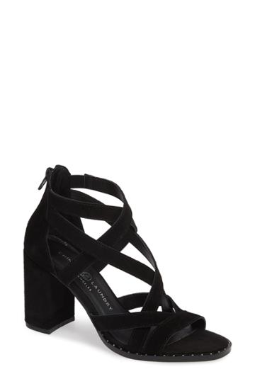 Women's Chinese Laundry Shawnee Strappy Sandal M - Black