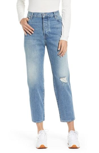 Women's Levi's Made & Crafted(tm) Jane Doe Crop Jeans (blue Crest)