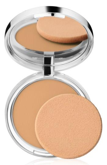 Clinique Stay-matte Sheer Pressed Powder Oil-free - Stay Suede