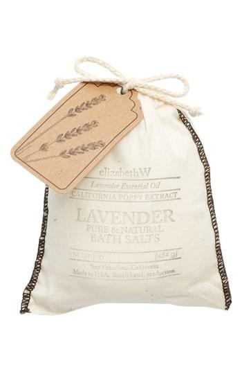 Elizabethw Lavender Bath Salts