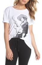 Women's David Lerner Jimi Hendrix Tee