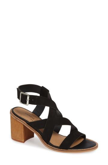 Women's Chinese Laundry Cacey Sandal M - Black