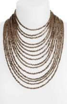 Women's Karine Sultan Joan Beaded Multistrand Necklace