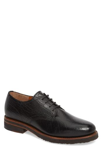 Men's Ariat Hawthorne Plain Toe Derby M - Black