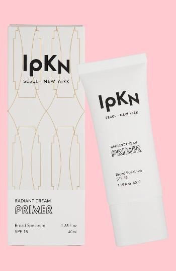 Ipkn Radiant Cream Primer Spf 15