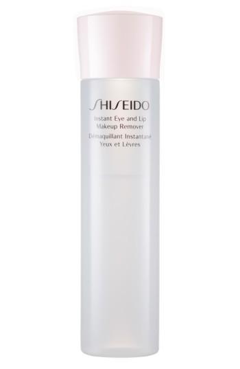 Shiseido 'essentials' Instant Eye & Lip Makeup Remover -