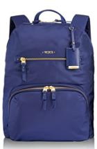 Tumi 'voyageur Halle' Nylon Backpack - Blue