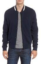 Men's Barbour Stern Varsity Sweater - Blue