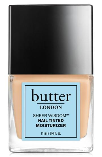 Butter London 'sheer Wisdom' Nail Tinted Moisturizer