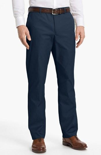 Bonobos Straight Leg Cotton Chinos Navy
