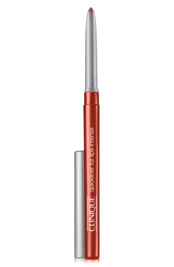 Clinique Quickliner For Lips Intense Lip Pencil - Intense Cayenne