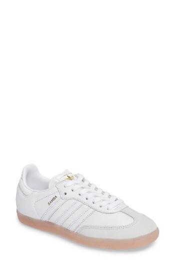 Women's Adidas 'samba' Sneaker M - White
