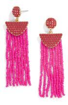 Women's Baublebar Tarot Beaded Deco Drop Earrings