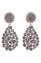 Women's Oscar De La Renta Teardrop Earrings