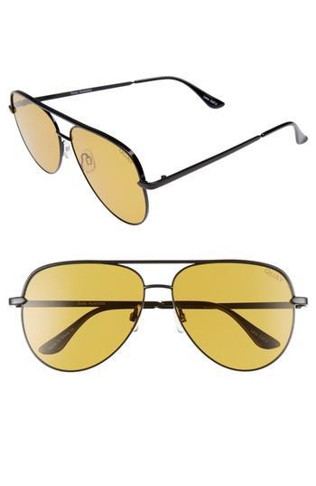 14218707eb Women s Quay Australia X Desi Perkins Sahara 60mm Aviator Sunglasses ...