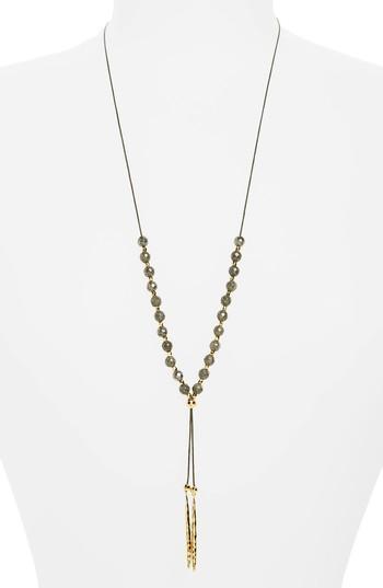 Women's Gorjana Power Gemstone Convertible Necklace