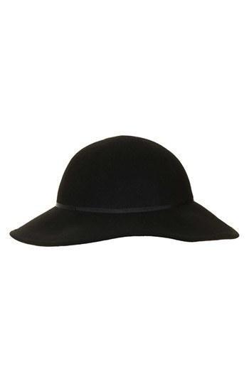 Topshop 'beekeeper' Felt Hat