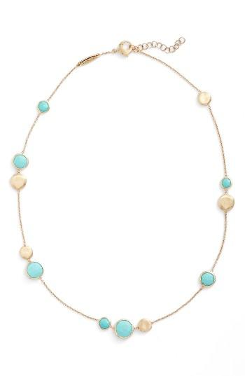 Women's Marco Bicego Jaipur Stone Collar Necklace