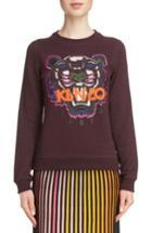 Women's Kenzo Embroidered Tiger Sweatshirt