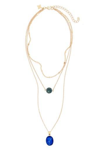 Women's Panacea Multistrand Pendant Necklace